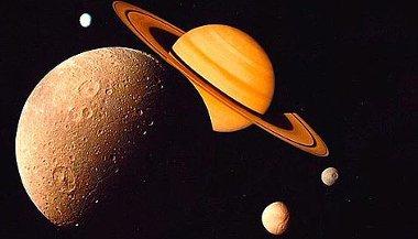 Entenda a oposição entre Júpiter e Saturno
