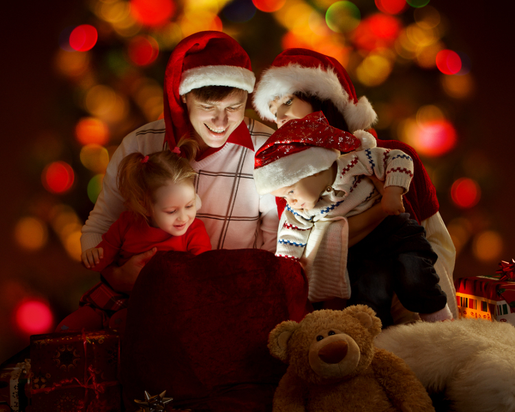 Virtual Christmas Lights