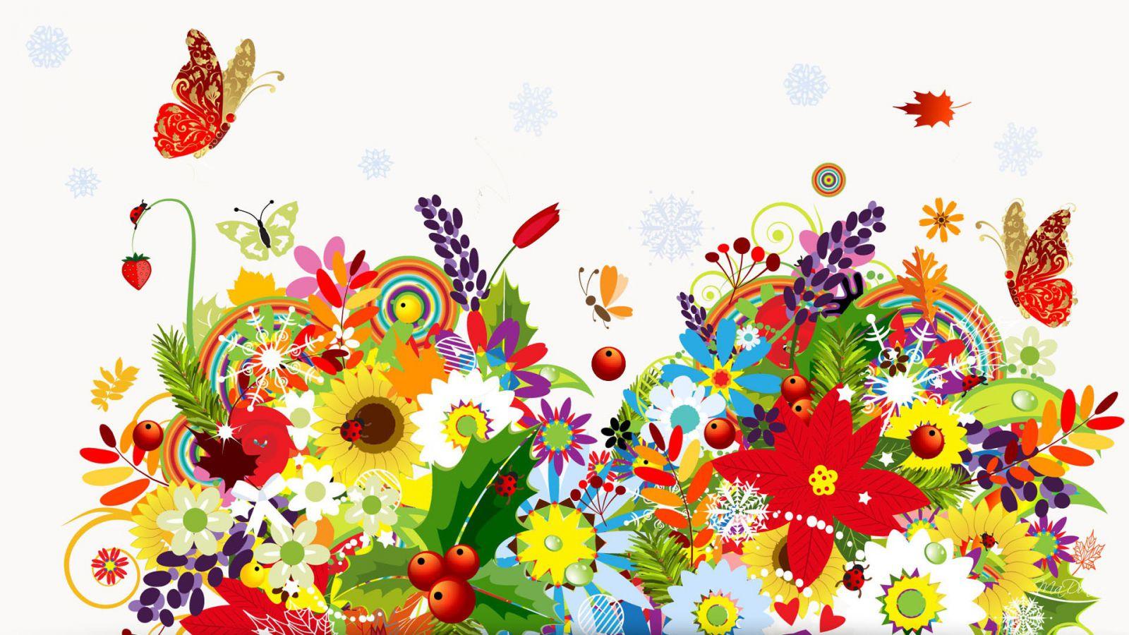 Artigo primavera tempo de sorrir e celebrar - Fondos de escritorio verano ...